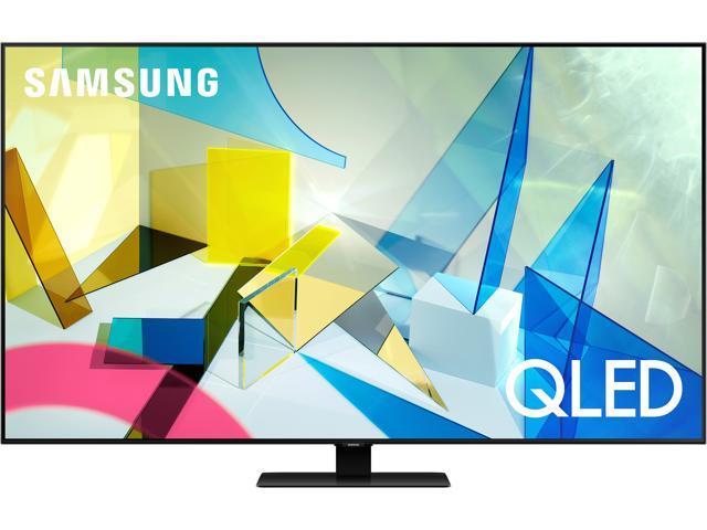 """Samsung 65"""" Class Q80T Series QLED 4K UHD HDR Smart TV - Sale: $1697.99 USD (6% off)"""