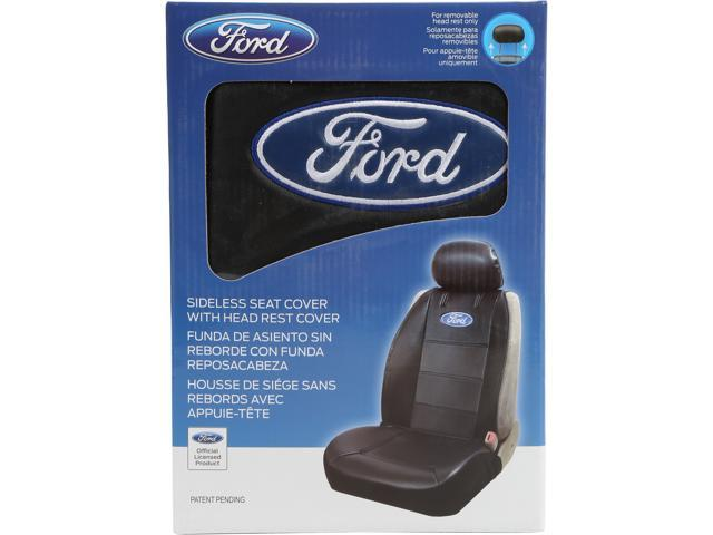 Pleasant Plasticolor Ford Sideless Seat Cover With Head Rest Cover Newegg Com Andrewgaddart Wooden Chair Designs For Living Room Andrewgaddartcom