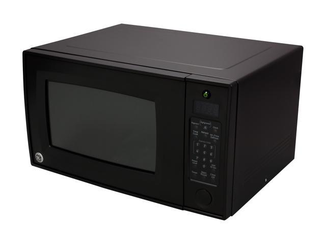 Ge 1 6 Cu Ft Microwave Oven Black