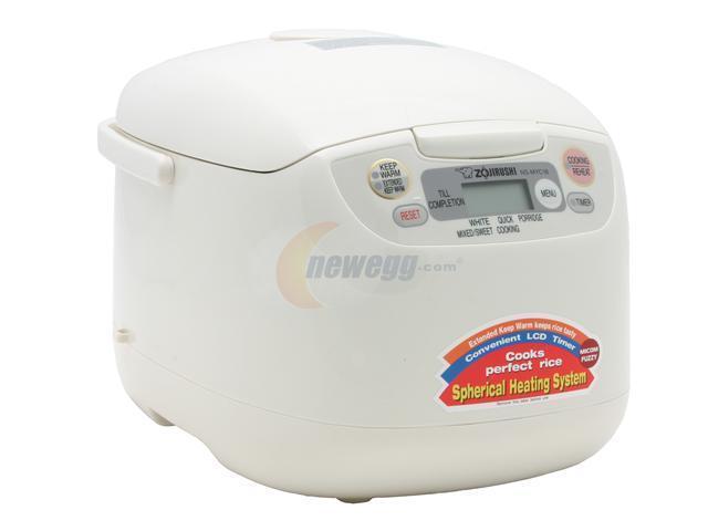zojirushi ns myc18 10 cups rice cooker newegg com rh newegg com Rice Cooker Cup 3 zojirushi rice cooker ns myc10 manual