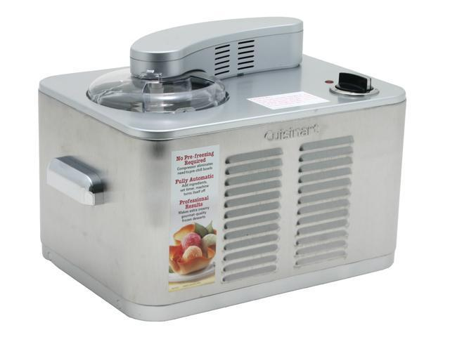 Cuisinart Ice 50bc Supreme Commercial Quality Cream Maker