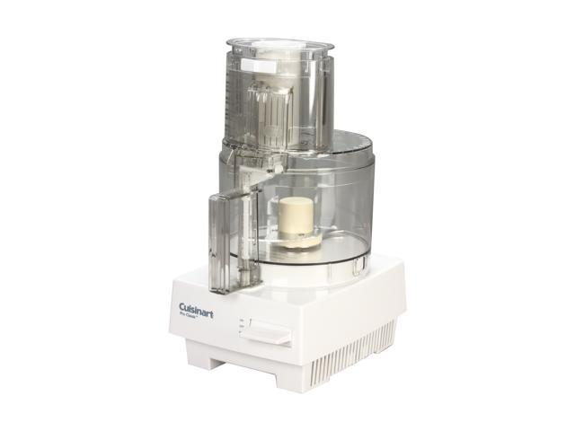 Cuisinart Dlc 10s White 7 Cup Pro Clic Food Processor