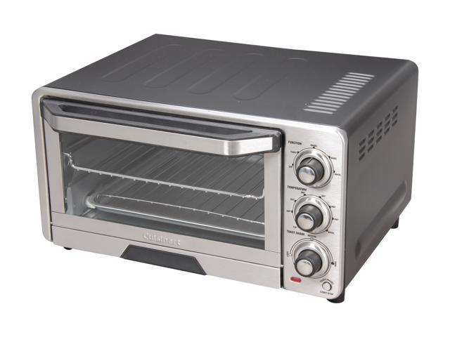 Cuisinart TOB 40 Stainless Steel Custom Classic Toaster Oven Broiler #2: 96 110 656 02