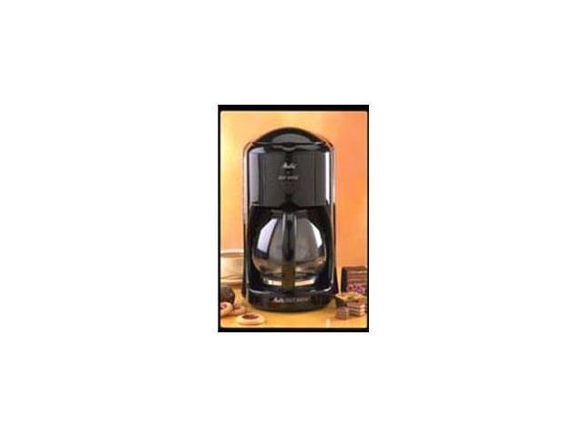 Melitta Mefb1b Fast Brew 12 Cup Coffee Maker Neweggcom