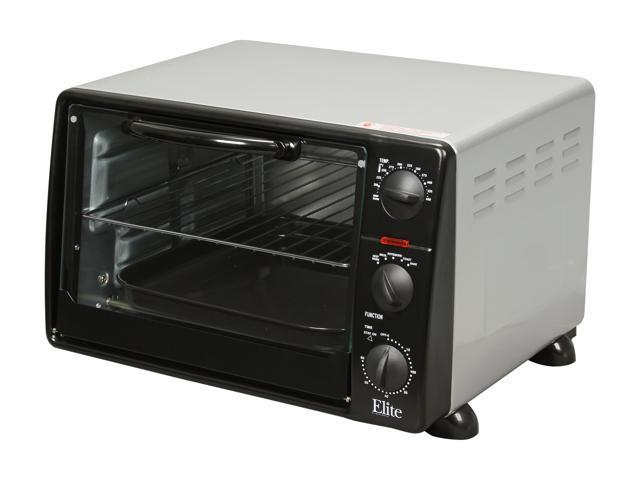Maxi Matic Elite Ero 2008n 23l 6 Slice 1500 Watts Toaster