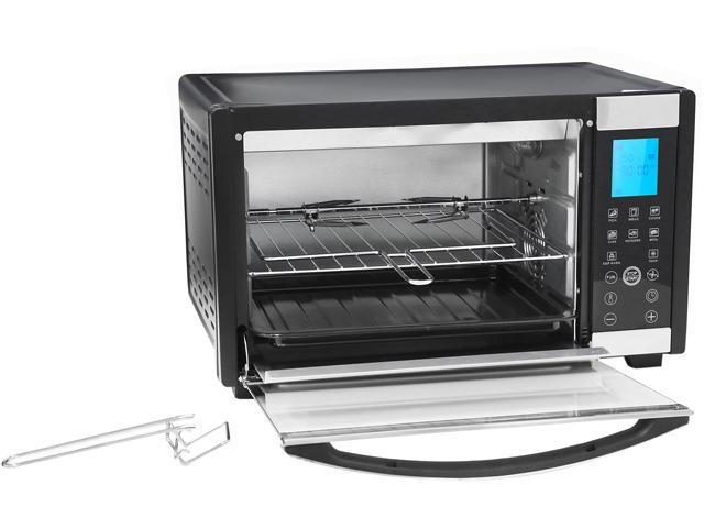 Elite ETO-2800 Platinum Elite Platinum 6 Slice Convection Toaster Oven -  Newegg com