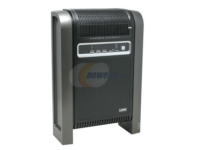 LASKO 6000 Cyclonic Ceramic Heater With Remote Control And Fresh Air  Ionizer Option
