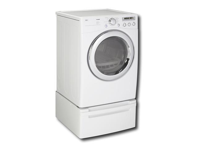 Lg Dle5955w White 7 3 Cu Ft Electric Dryer