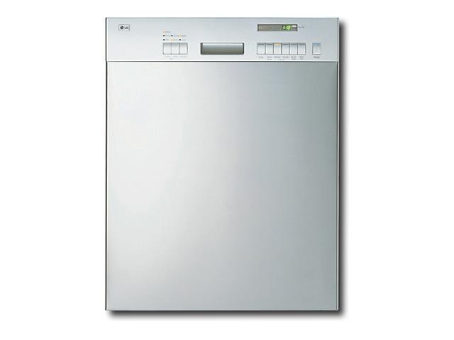 lg lds5811st semi integrated dishwasher stainless steel dishwasher rh newegg com LG Direct Drive Dishwasher Manual LG Direct Drive Dishwasher Manual