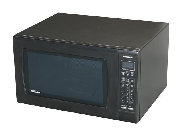 Panasonic 1250 Watts Luxury Full Size 2 2 Cu Ft