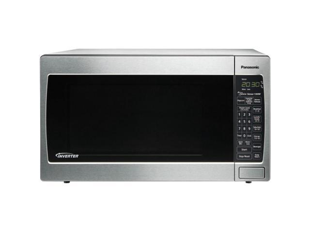Panasonic 1300 Watts Microwave Oven Nnsn657s Sensor Cook Stainless Steel