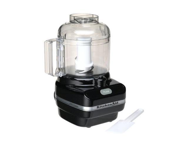 Kitchenaid Kfc3100ob Onyx Black Chef S Chopper Series 3 Cup