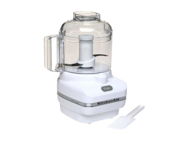 Kitchenaid Kfc3100wh White Chef S Chopper Series 3 Cup Food