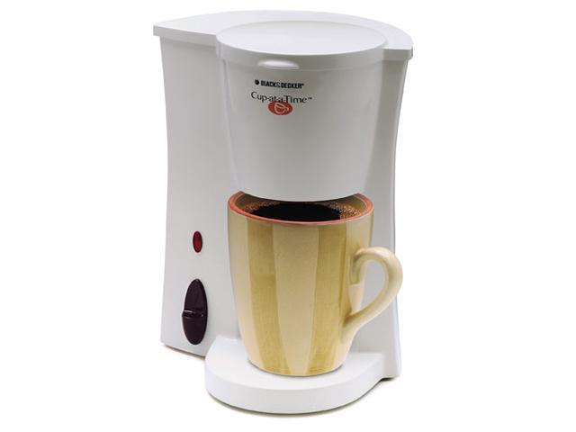 Black Decker Dcm7 Cup At A Time Personal Coffee Maker