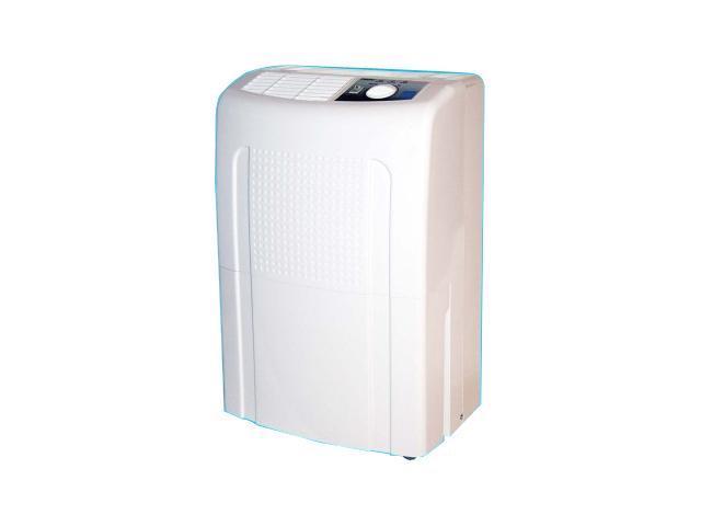 haier hdn305 30 pint capacity, mechanical control - 115 volt dehumidifier  white