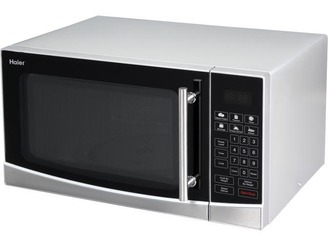 Ft 1000 Watt Microwave Oven Black Stainless