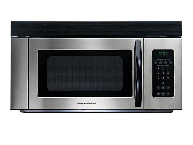 Frigidaire Over Range Microwave Oven Fmv156dc Sensor Cook Stainless Steel
