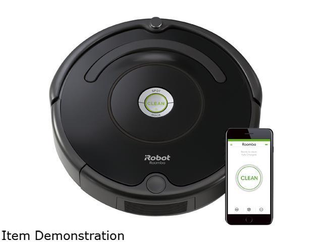 Irobot R675020 Roomba 675 Wi Fi Connected Robot Vacuum