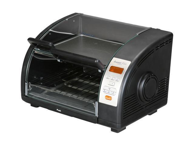 T-Fal OT8085002 Black Avante Elite Convection Toaster Oven - Newegg com