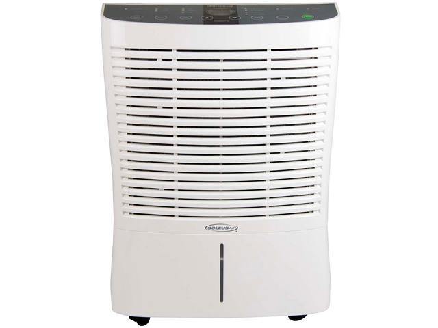 Soleus Air Ds1 95ip 01 95 Pint Portable Dehumidifier With