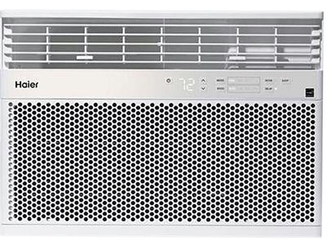 Haier QHM10AX 10,000 BTU Cooling Capacity Window Air Conditioner, White -  Newegg com