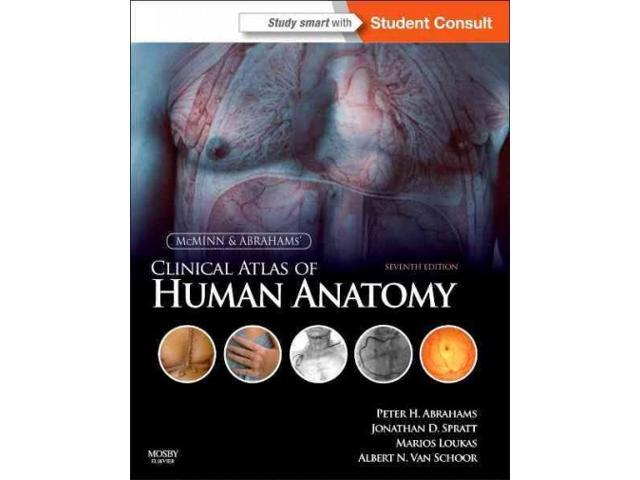 Mcminn Abrahams Clinical Atlas Of Human Anatomy 7 Pappsc