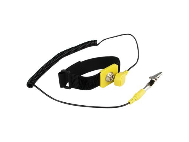 Back To Search Resultstools New Fashion Power Tool Accessories With Grounding Wire And Alligator Clip Anti Static Esd Strap Wrist Strap For Working On Electric Devices Be Friendly In Use