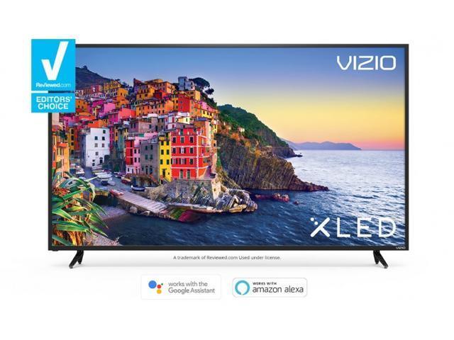 Vizio E-Series E55-E2 55-inch SmartCast 4K Ultra HD Home Theater Display LED TV - 3840 x 2160 - 5M:1 - 180 Clear Action - 120 Hz - HDMI, USB