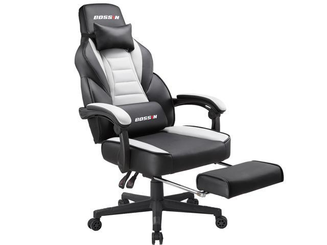 Bossin Racing Style Gaming Chair Computer Desk Chair With