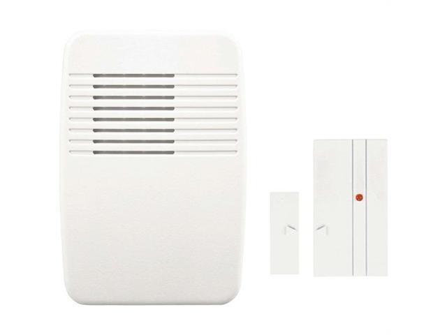 Heath Zenith Sl 6168 Wireless Entry Alert Chime Newegg