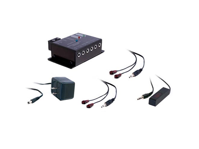 CMPLE 1183-N PREMIUM IR Extender Hidden Infrared Repeater System Kit