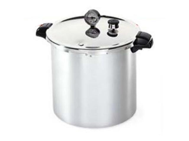 f6c362928 National Presto Industries 01781 23-Quart Pressure Canner and Cooker ...