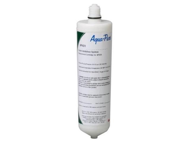 Aquapure Ap431 Hot Water Heater Scale Inhibitor Filter