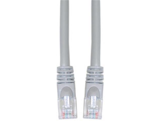 Cablewholesale 13x6 02103 Cat6a Gray Ethernet Patch Cable