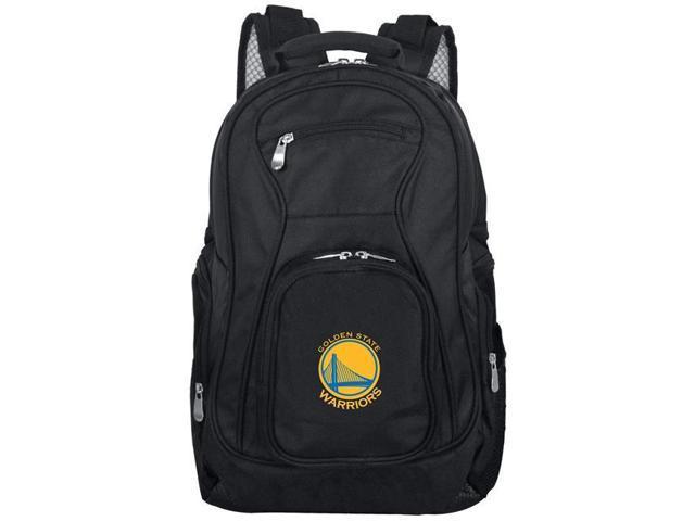 ecfa7055cfa Denco Sports Luggage NBGSL704 19 in. Mojo Golden State Warriors Premium Laptop  Backpack