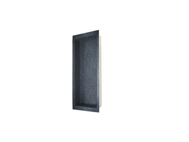 Dawn NI421403 Stainless Steel Shower Niche With One Stainless Steel Support  Plate