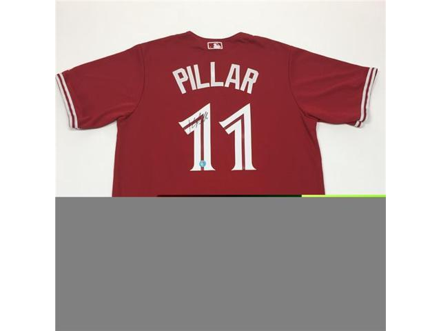 AJ Sports World PILK32800A Kevin Pillar Toronto Blue Jays