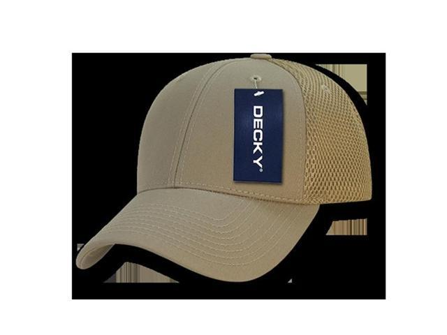 8cf09c723 Decky 204-KHAKHA Low Crown Air Mesh Baseball Cap, Khaki - Newegg.com