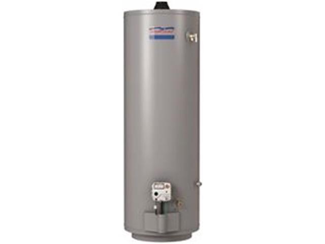 American Water Heater 2487016 Tall Direct Vent Natural Gas Mobile Home With Side