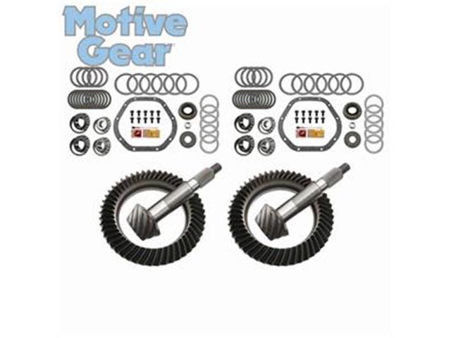 Motive Gear M92-MGK117 Dana 44 Front & 5 13 Rear Jeep Wrangler JK Rubicon  Ring Pinion Master Kit - Newegg ca