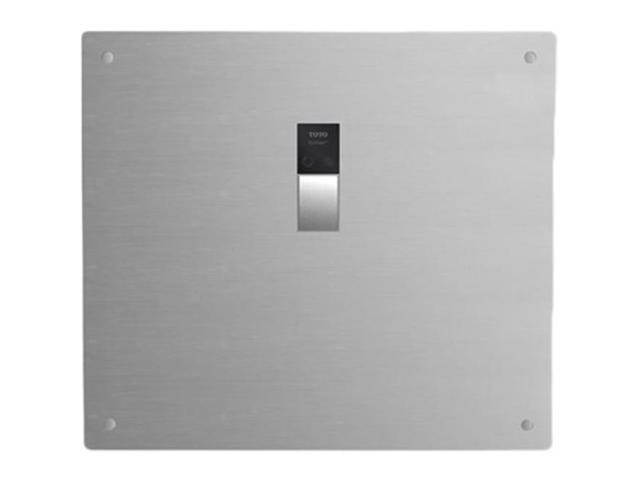 Toto Tet2ln31ss Concealed Sensor Toilet Flush Valve Back Spud Wall 1 28 Gpf