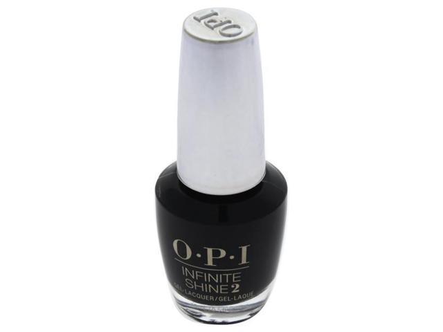 OPI W-C-13127 Infinite Shine 2 Gel Lacquer No. ISL T02 - Black Onyx ...