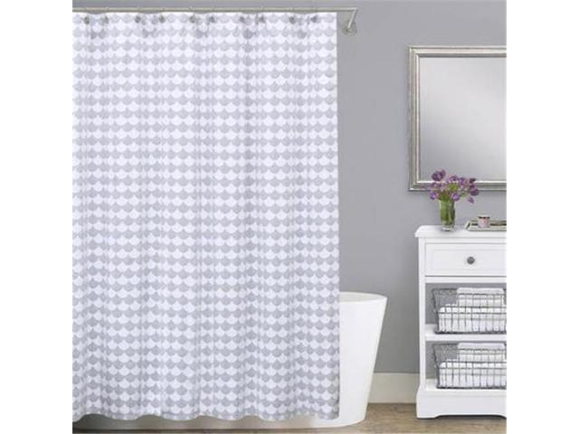 LaMont Home LBSC59170130 54 X 78 Finley Shower Curtain