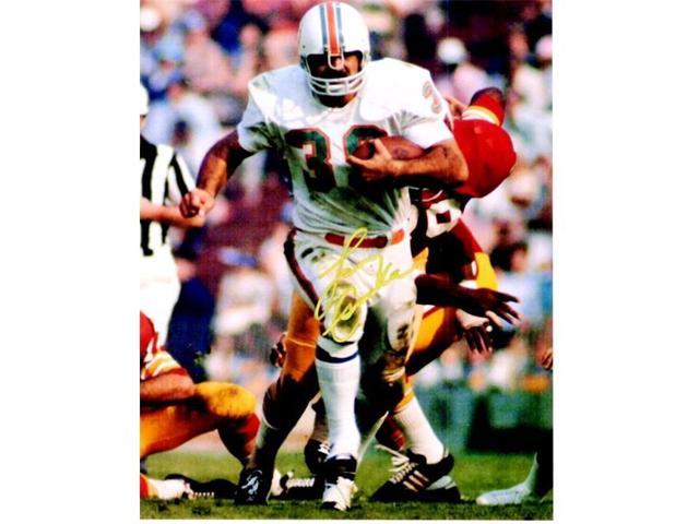 a326a30c0f8 Real Deal Memorabilia LarryCsonka8x10-5 8 x 10 in. Miami Dolphins Larry  Csonka Signed