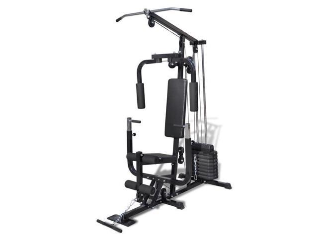 Onlinegymshop cb home gym fitness multi use workout