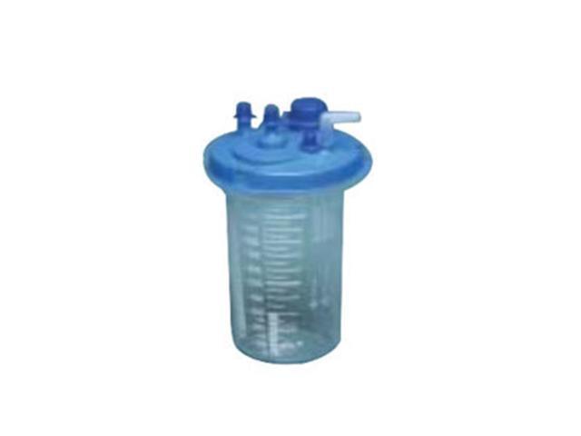 2c457a163eb3 Cardinal Health 5565651395 Medi-Vac Guardian Suction Canister Kit, 1200 cc
