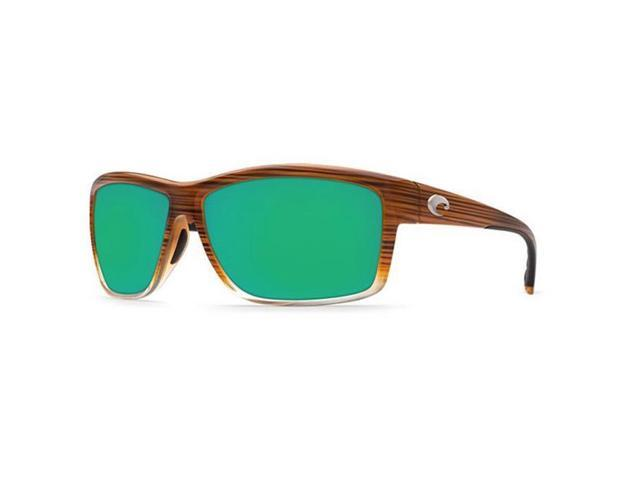 8a96392441be3 Costa Del Mar AA-81-OGMGLP Mag Bay Polarized Wood Brown Fade Sunglasses