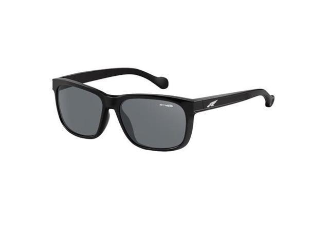 Arnette M-SG-2491 AN 4196 41-87 Slacker - Black   Grey Sunglasses ... dce6450292f2