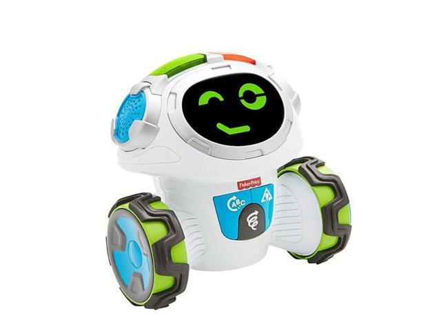 Fisher-Price DRN78 Teach N Tag Movi Think & Learn Robot