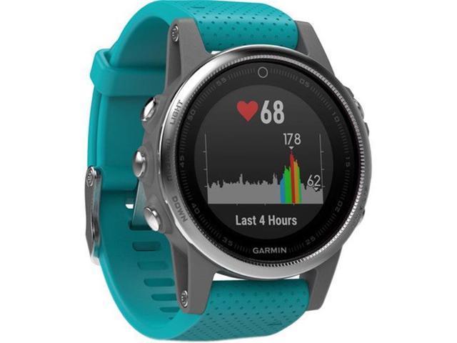 garmin 010 01685 01 fenix 5s gps glonass watch hiking. Black Bedroom Furniture Sets. Home Design Ideas
